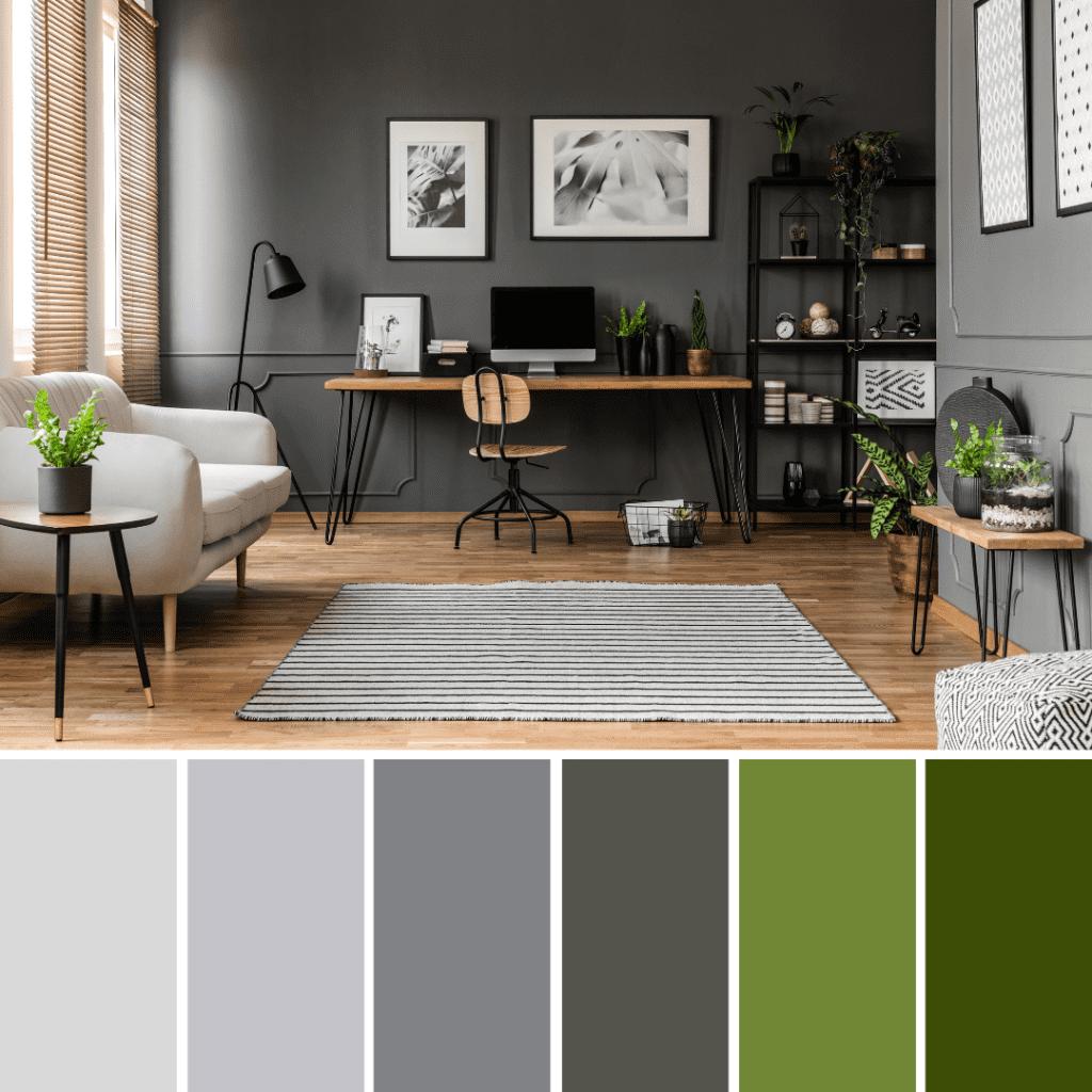 Biophilic Design Palette