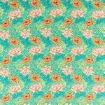 chrysanthemum William Morris pattern