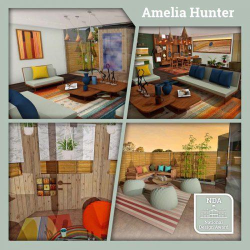 Amelia Hunter