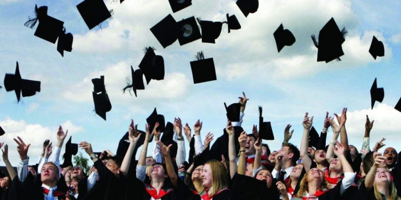 NDA Graduation Hats