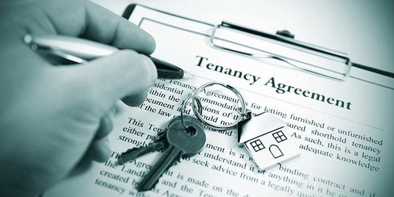 Landlord and tenancy agreement