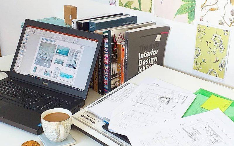 National Design Academy Student Desk
