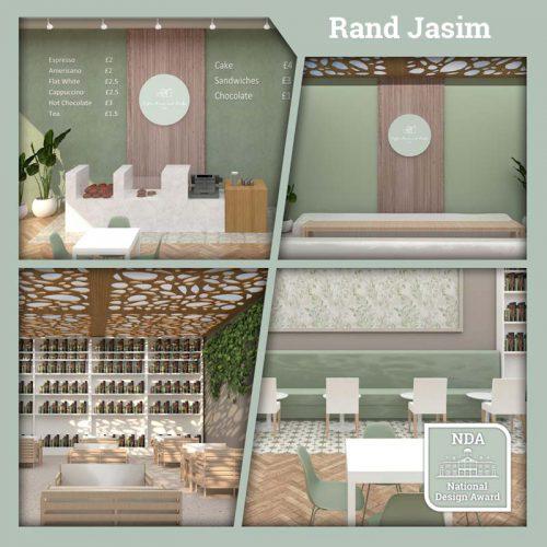 BA Interior Design Degree Student Rand Jasim