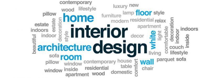 Interior Design Phrases