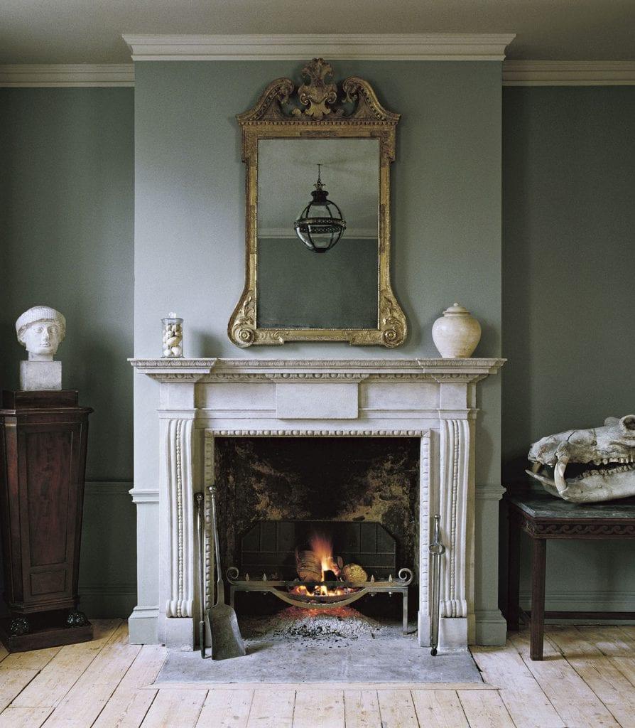 Jamb Fireplace