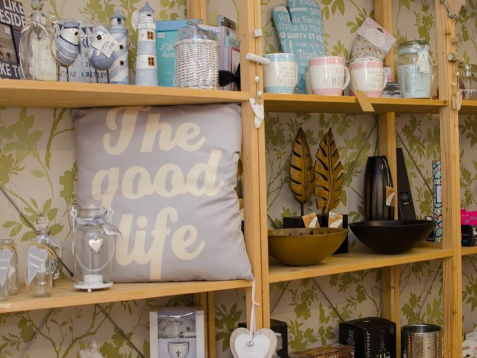 Student Spotlight: BA Hons Interior Design degree graduate, Gemma Drake who has set up her own interior store selling gifts, accessories and home décor, items.