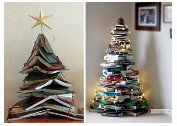 The NDA shares their alternative Christmas Tree ideas